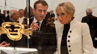 VÍDEO. Viaje de Estado del Presidente de la República francesa a Arabia Saudí / Gtres