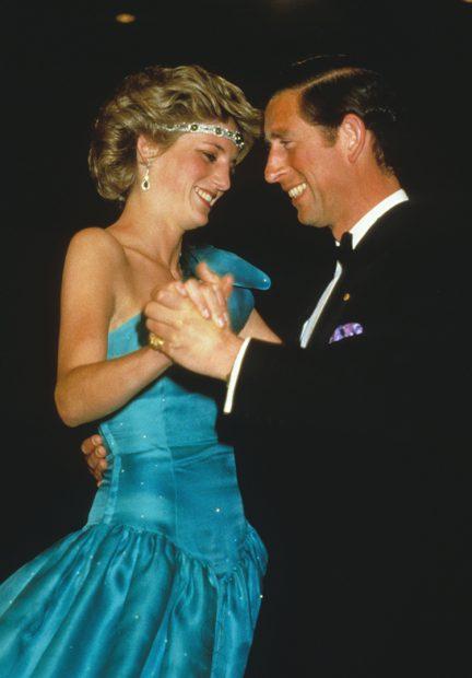 Diana de Gales y Carlos de Inglaterra / Gtres