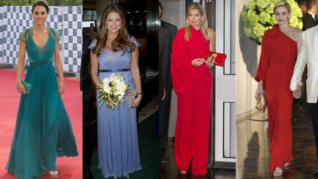 Pillada 'real': De Charlene a Kate Middleton, las royals también se copian y tenemos la prueba