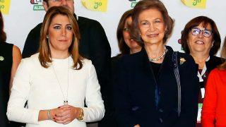 GALERÍA: La reina Sofía inaugura el VII Congreso del Alzheimer en Málaga / Gtres