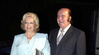 El humorista junto a su mujer Pepita /Gtres