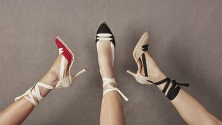 Línea de calzado Castañer by Day por Manolo Blahnik