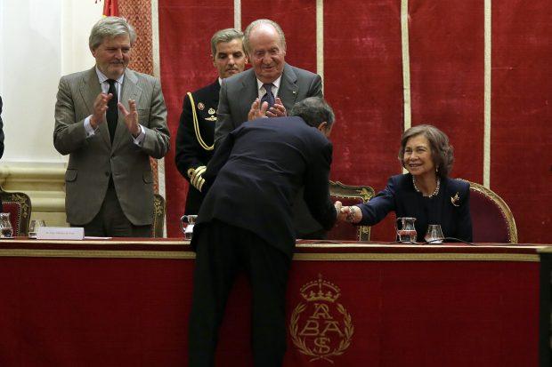 Los Reyes Eméritos más activos y unidos que nunca