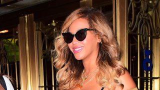Beyoncé por las calles de Nueva York el pasado mes de septiembre / Gtres