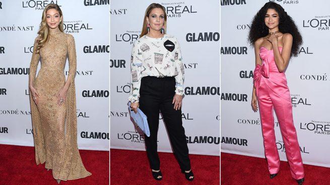 GALERÍA: Los mejores looks de los Glamour Women Awards / Gtres