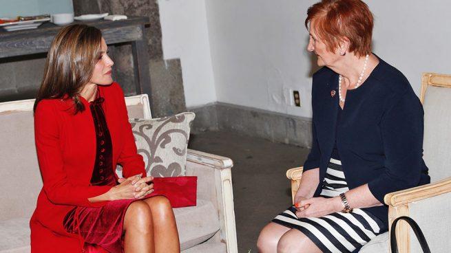 """El """"truco"""" que doña Letizia comparte con las celebrities"""