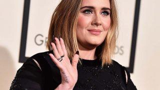 Adele en una imagen de archivo/Gtres