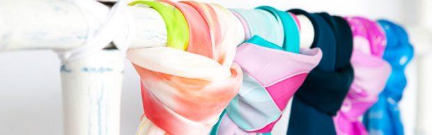 Pañuelos hechos a mano de Alfredo Arranz