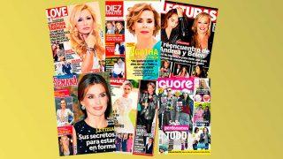 Galería: revistas del 15 de noviembre