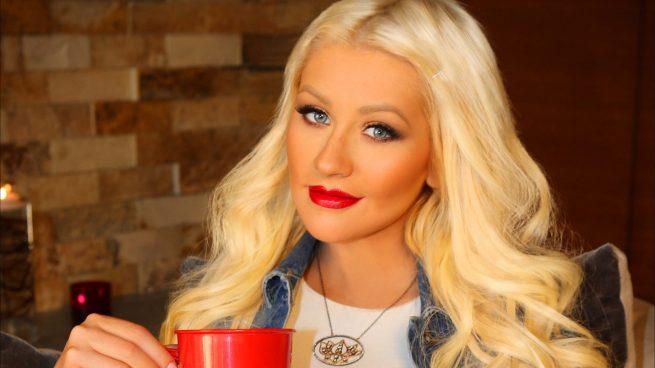 Christina Aguilera elimina una foto de Instagram en la que aparece irreconocible