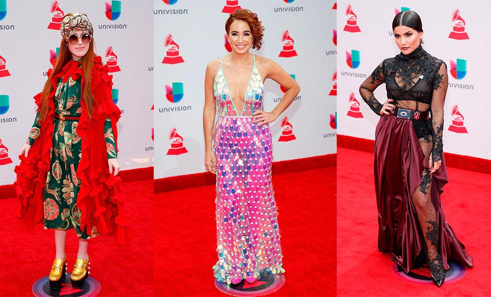 Grammy Latino Vuelve La Alfombra Roja De Los Desprop Sitos