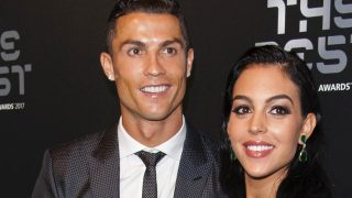 Cristiano Ronaldo y Georgina Rodríguez/ Gtres