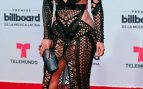 Jennifer Lopez en los Latin Bilboard Awards