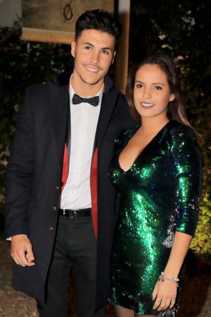 Gloria Camila Ortega y Kiko Jiménez
