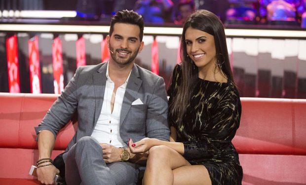 Sofía Suescun y Suso Álvarez