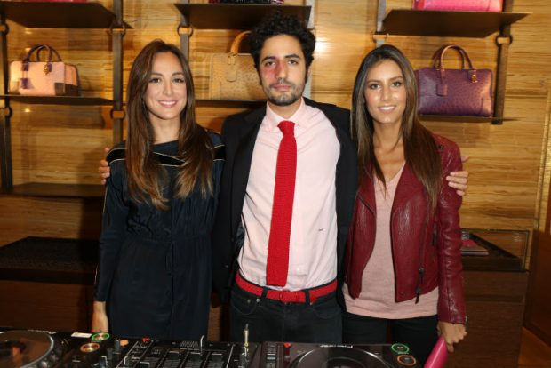 Julio  Santo domingo, Ana Boyer y Tamara Falcó / Gtres
