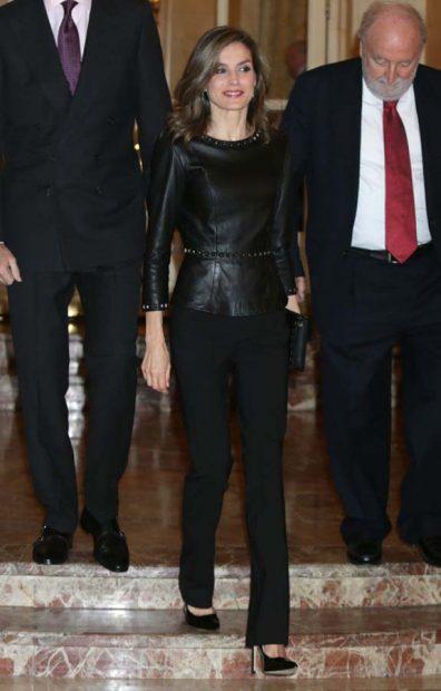 Doña Letizia, la 'Black Queen' del Periodismo
