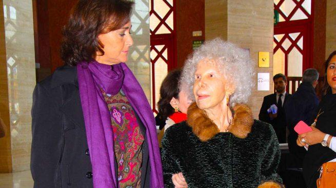 Carmen Tello habla de las malas influencias que la alejaron de Cayetano Martínez de Irujo