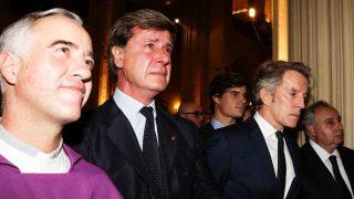 Galería: Así ha sido el tercer aniversario por la muerte de la Duquesa de Alba / Gtres