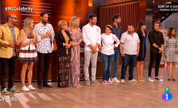 Saúl Craviotto gana MasterChef Celebrity con nuevo beso de Eva González incluido