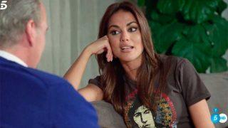 Lara Álvarez ha confesado que su profesión frustrada es la de cantante / Mediaset