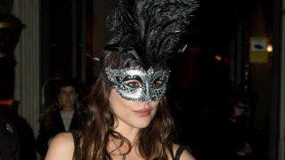 GALERÍA: Los looks más misterioso de las celebs en la fiesta de Dior. / Gtres