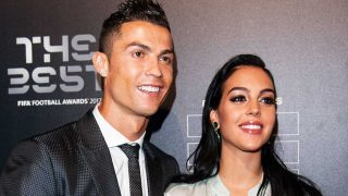 Galería: Cristiano Ronaldo y Georgina Rodríguez, la felicidad de ser papás / Gtres
