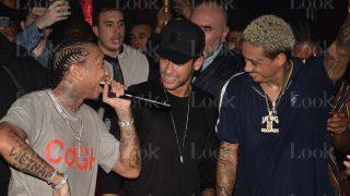 GALERÍA: Neymar, el alma de la fiesta / LOOK
