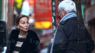 GALERÍA: Isabel Preysler y Mario Vargas Llosa, discusión en Nueva York / LOOK
