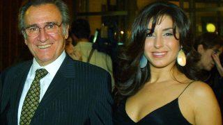 Manolo Escobar junto a su hija Vanesa/Gtres