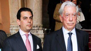 Galería: La complicada relación entre Mario Vargas Llosa y su hijo / Gtres