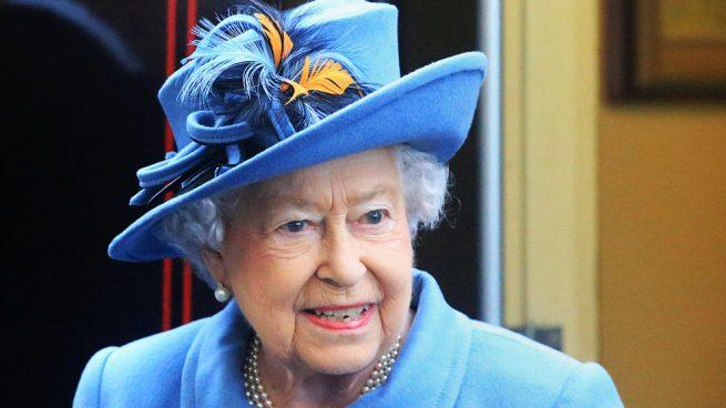Monarquía reina Isabel