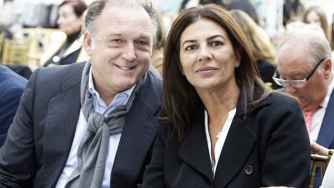 Pepe Barroso y Mónica Silva