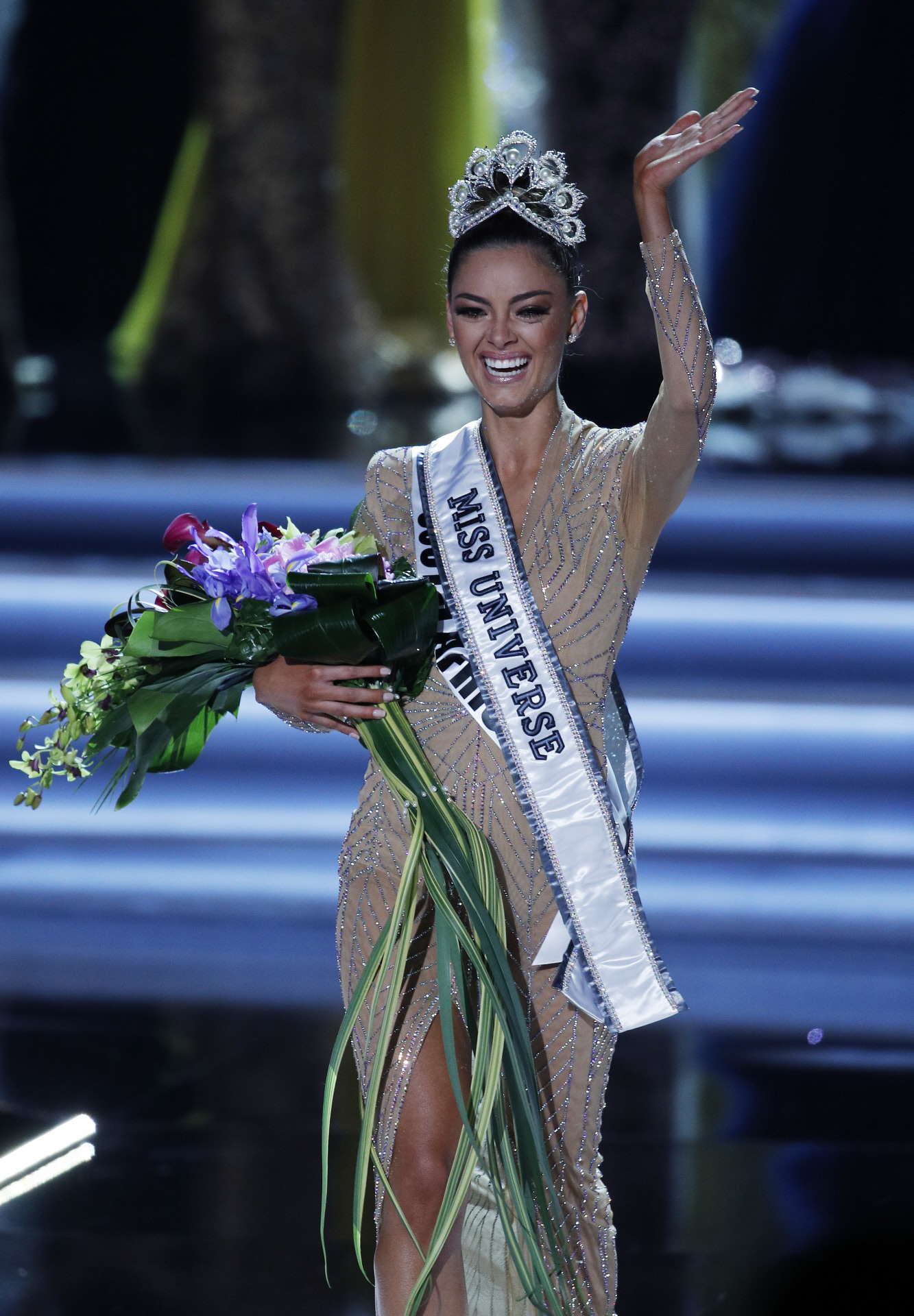 Demi-Leigh Nel-Peters Miss Universo 2017