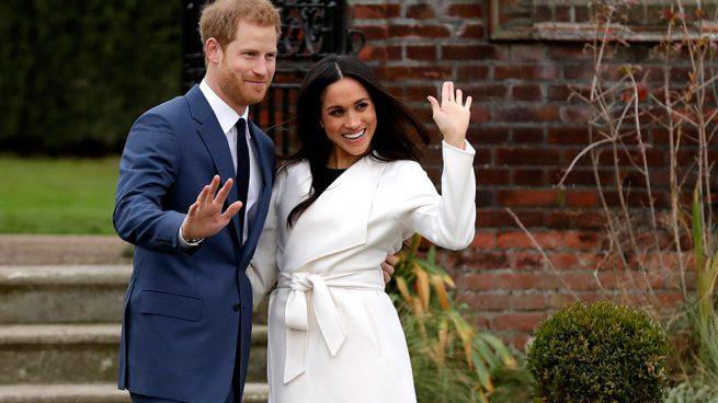 compromiso Meghan Markle príncipe Harry