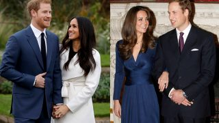 VER GALERÍA: Meghan Markle vs. Kate Middleton