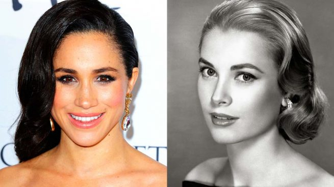 Meghan Markle y Grace Kelly