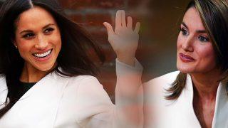 Meghan y Letizia: unidas por un paralelismo / Fotomontaje de LOOK