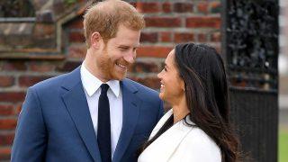 EN IMÁGENES | Anuncio de compromiso de Harry y Meghan / Gtres