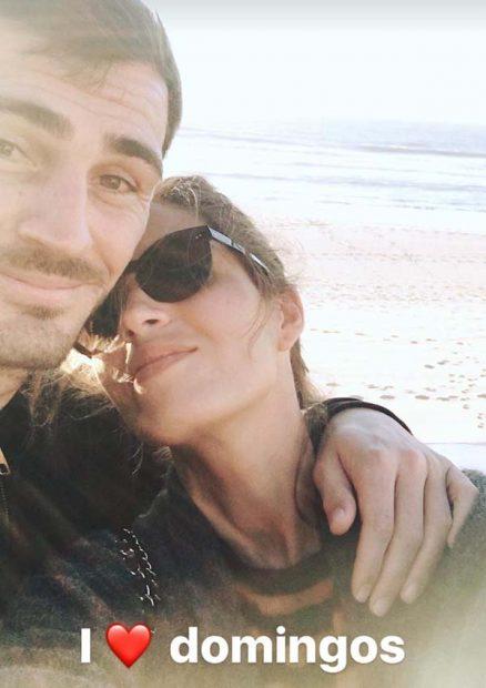 Sara Carbonero e Iker Casillas, la estampa de amor que ya teníamos olvidada