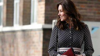 Kate Middleton vuelve a deslumbrar con su look premamá. / Gtres