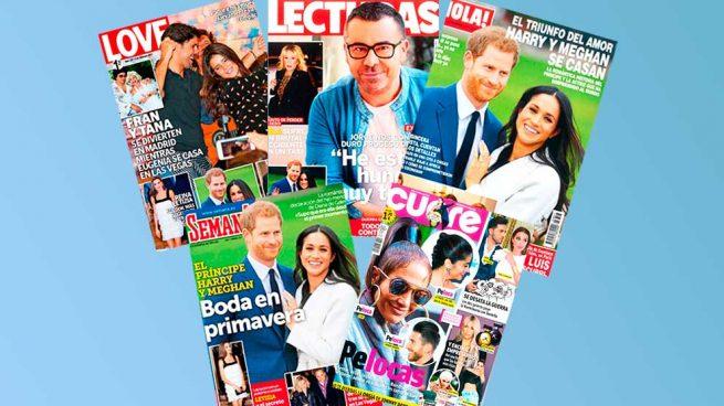 Revistas del 29 de noviembre de 2011