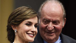 La monarquía española en imágenes hasta la llegada de Letizia como Reina / Gtres