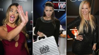 Alyson Eckmann, Laura Matamoros y Belén Esteban, anteriores ganadoras de 'GH VIP' / Gtres
