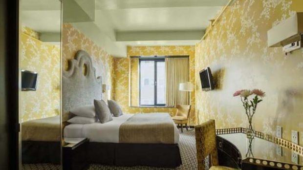 D nde y por cu nto han dormido las campos en nueva york for Cuanto cuesta una cama king size