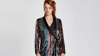 GALERÍA: ¿Te faltan ideas? Recopilamos las mejores prendas para brillar esta Navidad. / Zara