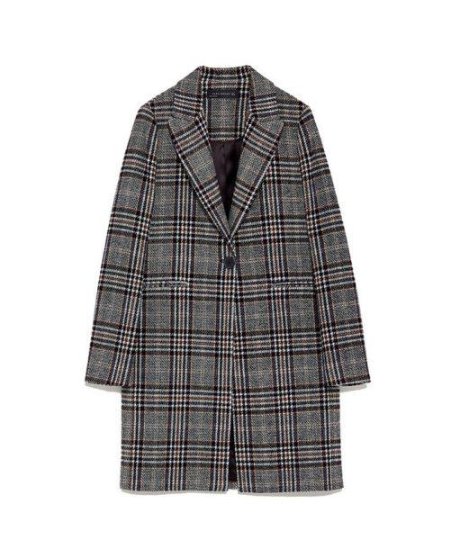 Kate Middleton agota un abrigo de Zara