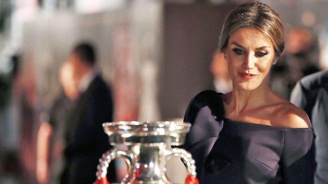 La Reina en los Premios As