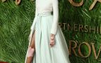 Winnie Harlow en los British Fashion Awards