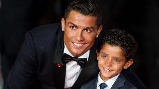 Cristiano Ronaldo Jr. abre su cuenta de Instagram/Gtres